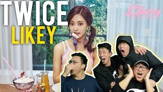 "Video Pressing that ""LIKEY"" button for TWICE (MV Reaction x3) download MP3, 3GP, MP4, WEBM, AVI, FLV Januari 2018"