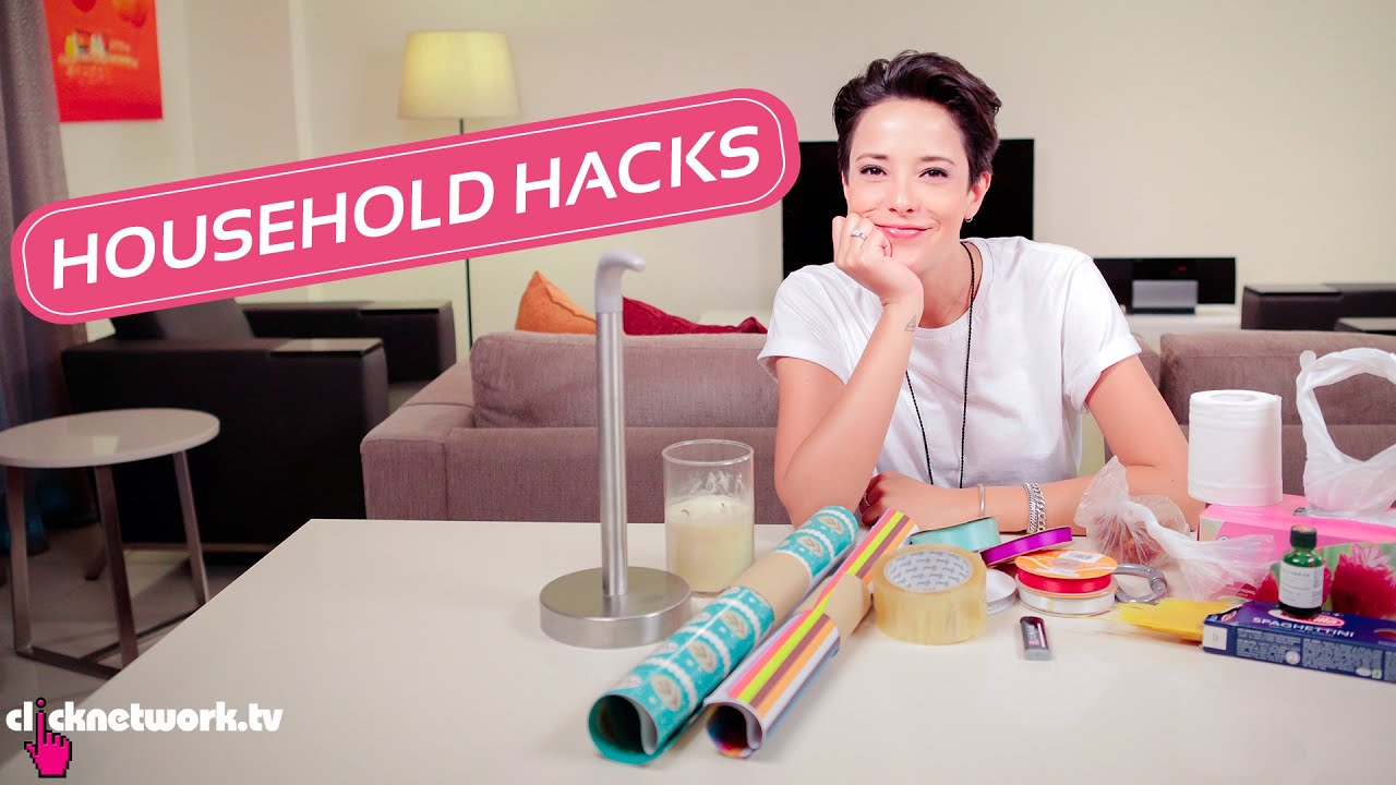 Household hacks hack it ep28 youtube for Household hacks
