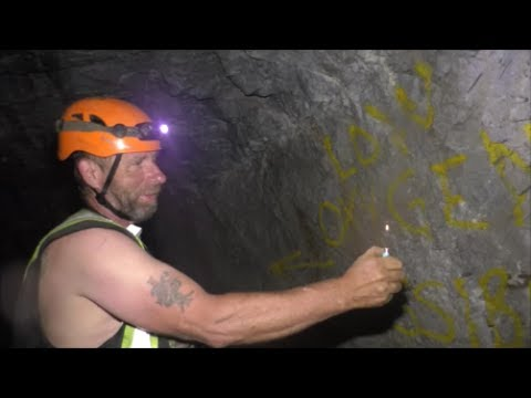 Low Oxygen..  Running Out Of Air In A Mine!