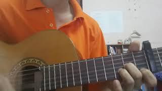 CHIỀU LÊN BẢN THƯỢNG | PHI NHUNG | Guitar cover.