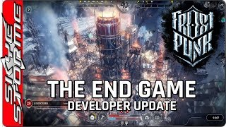 Frostpunk The End Game Strategy - Dev Update - City Building Survival Games 2018