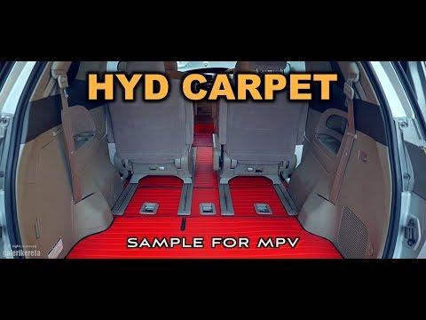 CARPET KERETA - GK PRODUCT REVIEW (HYD CARPET)