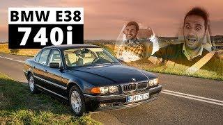 BMW E38 740i od kolekcjonera - klimat tamtych lat