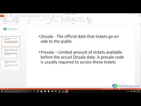 Ticket Broker Terminology (What You Need To Know)