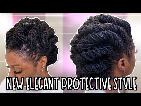 sisterlocks---new-twisted-elegant-hairstyle- -drknlvely