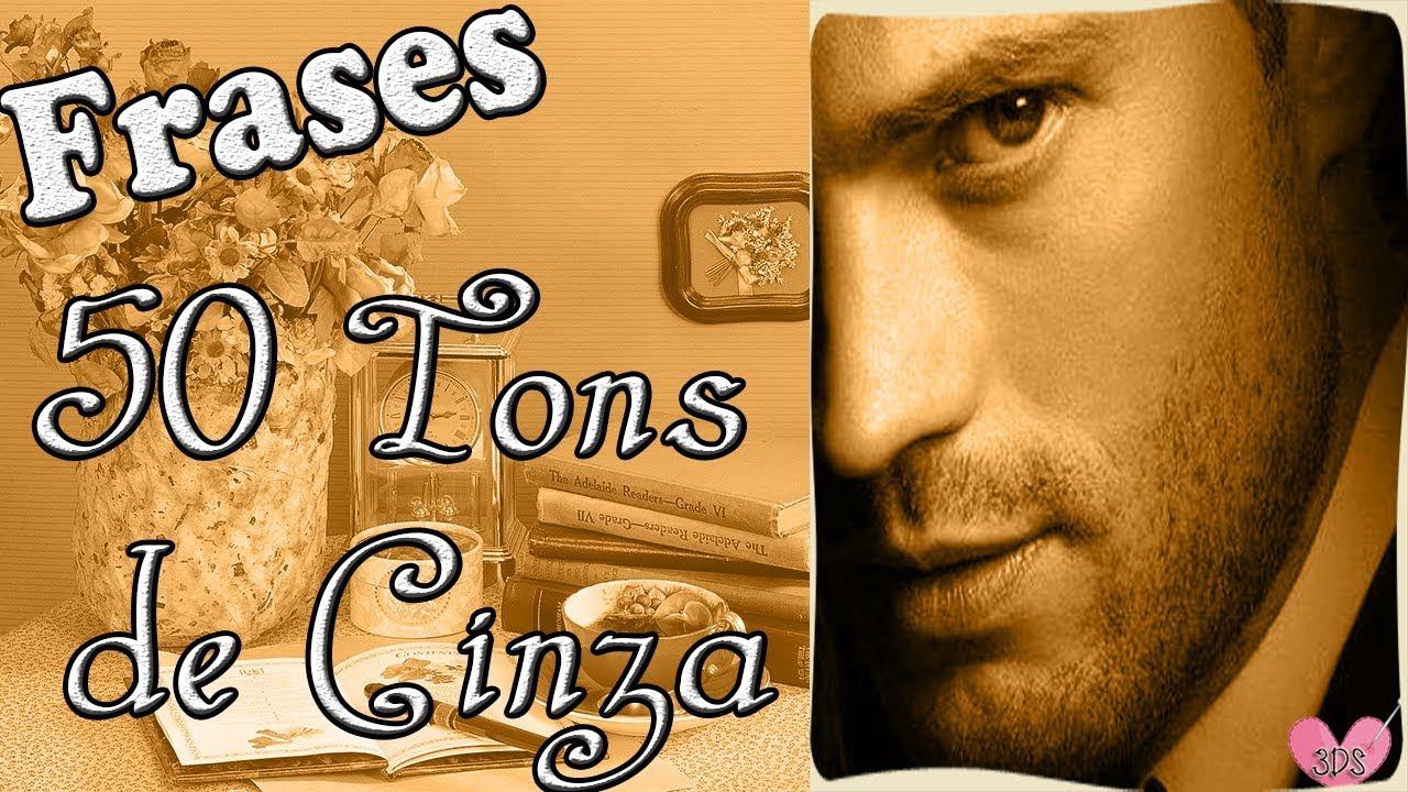 Christian Grey50 Tons De Cinzafrasesquotes Youtube