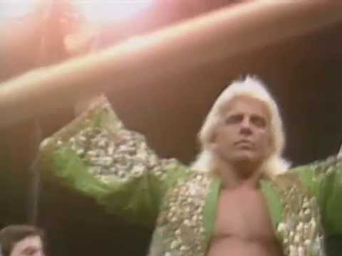 Ric Flairs Legends of WrestleMania Entrance