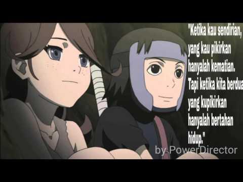 Kumpulan Kata Kata Bijak Naruto Bergambar Youtube