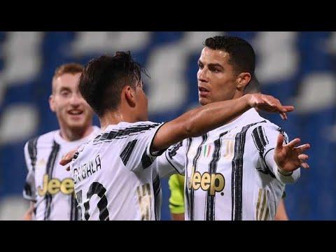 Ronaldo becomes fastest player to reach 100 Juventus goals | Goal ...