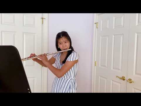 Andante in C Major for Flute and Orchestra K. 315 Wolfgang Amadeus Mozart - Flute Lessons Wilton