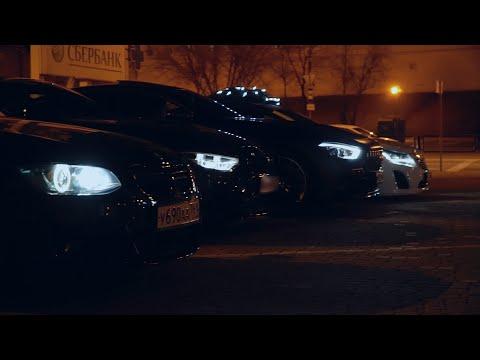C новым годом! BMW M4, E92 335, AMG GT53, CRUZE на злом стиле! Гараж мечты 2020!