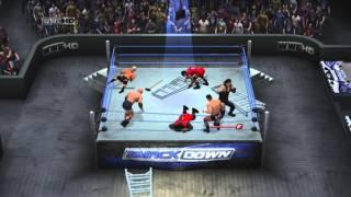 wwe 14 gameplay