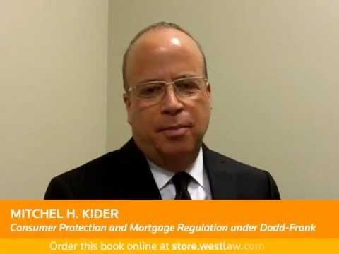 Consumer Protection and Mortgage Regulation under Dodd-Frank