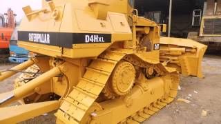 used caterpillar d4h mini bulldozer for sale