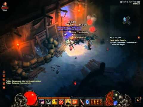 Análisis Diablo III reacción de tu compañero al momento y ocasión
