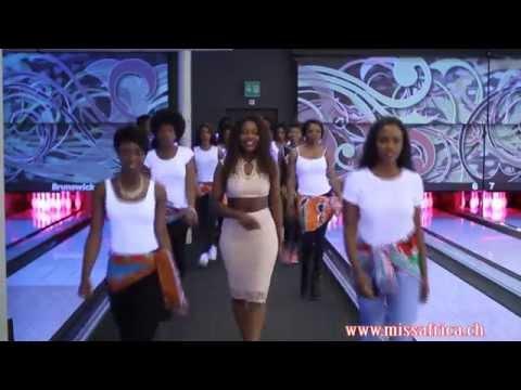 Miss Africa 2015 HIV & AIDS Awareness Video