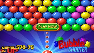Bubble Shooter Original-Play Game Level 570-575 | Android Gamepaly screenshot 5