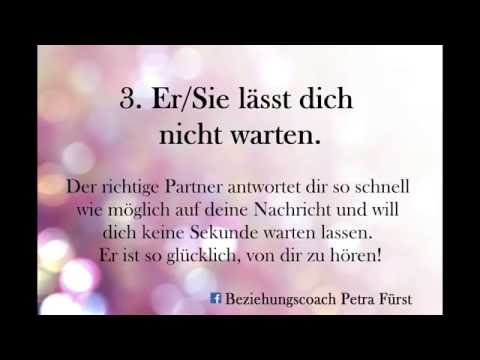 10 zeichen dass er der richtige partner ist youtube. Black Bedroom Furniture Sets. Home Design Ideas