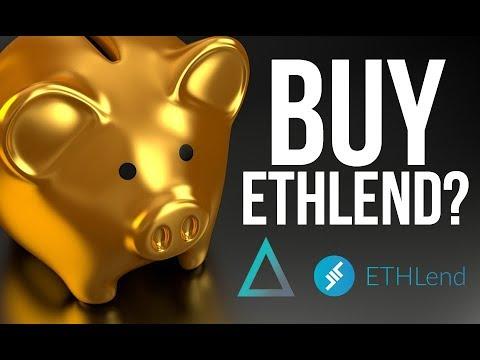 Buy Ethlend - SALT 2.0? - Decentralized Lending