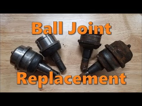 Jeep Dana 30/44 Ball Joint Replacement