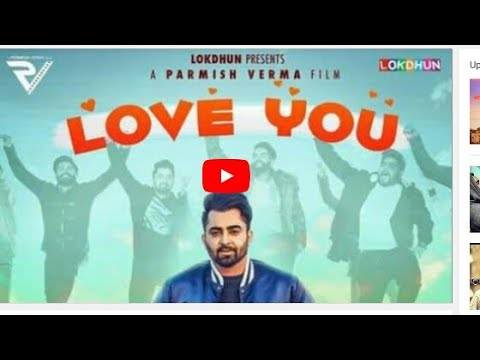 Love you Yaaro || Sharry Maan || Mista...