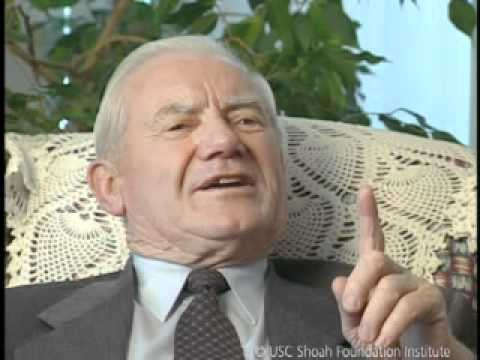 Jehovah Witness Survivor Franz Wohlfahrt Testimony