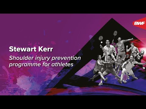 Stewart Kerr -  Shoulder Injury Prevention Programme for Ath