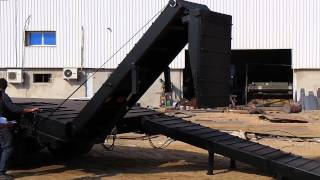 Download Video Hydraulic Ramps(low-bed semi-trailer) MP3 3GP MP4