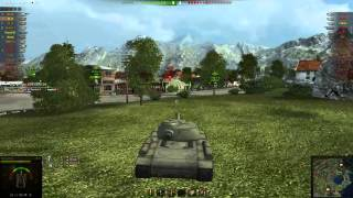 WorldOfTanks 0.9.0 - Kv1-S - 4 kills in canada - brothers in arms with scarlet81