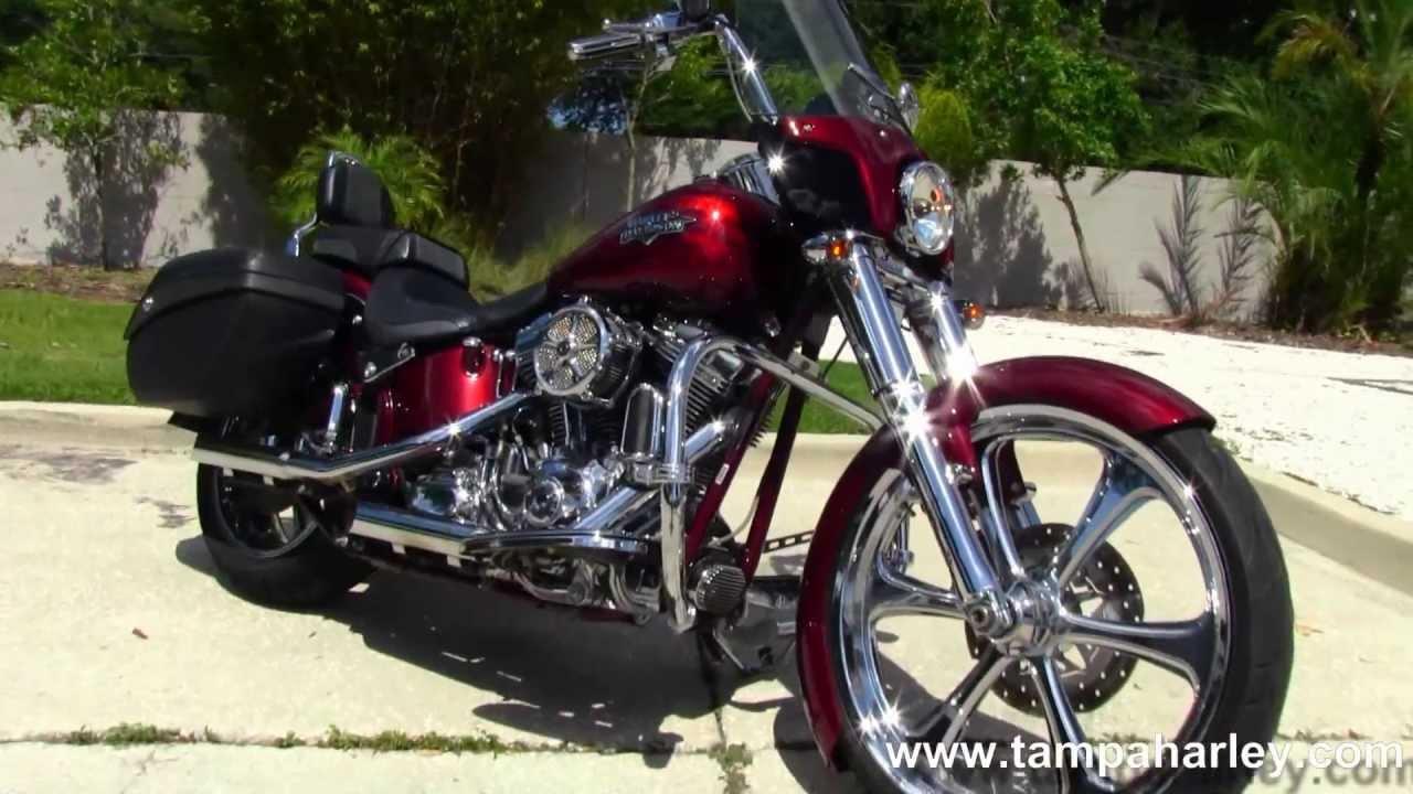 Harley Davidson Cvo For Sale