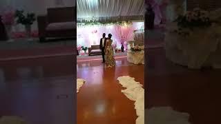 Filipino Ghanaian Wedding Dance