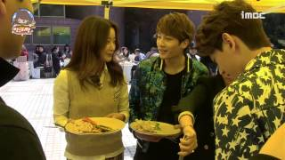 [BTS] Angry Mom - Jackie Chan sends food truck for Kim Hee Sun