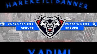 Basit Ts3 Hareketli Banner Yapımı (PSD + LİNK)