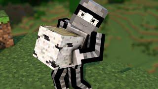 Большая стройка - КОНЕЦ СТРОЙКИ?! (Minecraft server)