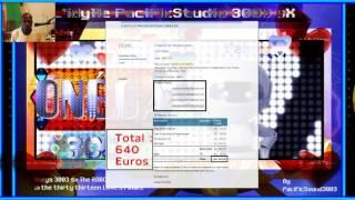 Le Devis de ONEGA 3003 fais 640 Euros(Mon facebook: https://www.facebook.com/pacificsound3003 Mon twitter : https://twitter.com/pacificsound301 Paypal : Paiement Paypal ..., 2016-02-03T01:09:33.000Z)