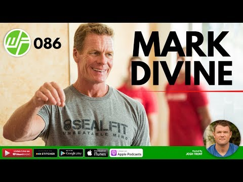 Creating The UNBEATABLE MIND With Commander Mark Divine