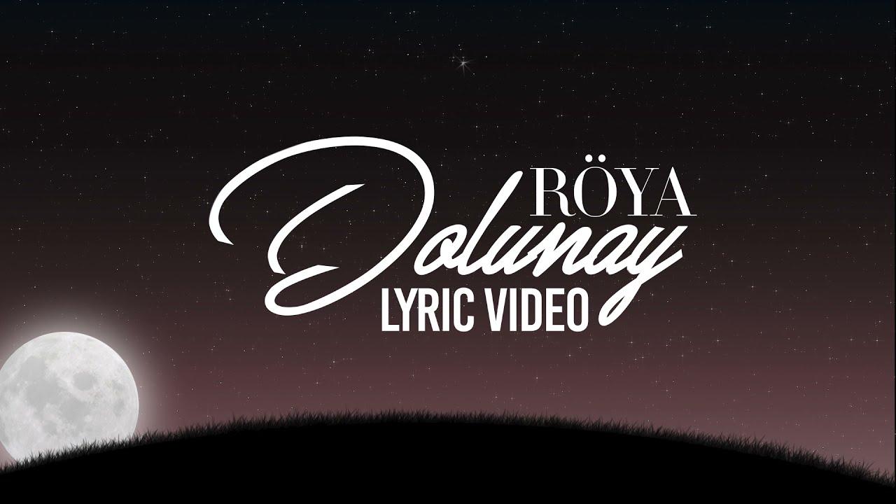 Röya - Dolunay (Lyric Video)