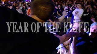 YEAR OF THE KNIFE - HD - MULTICAM FULL SET - OUTBREAK FEST - CANAL MILLS, LEEDS - 16.06.18