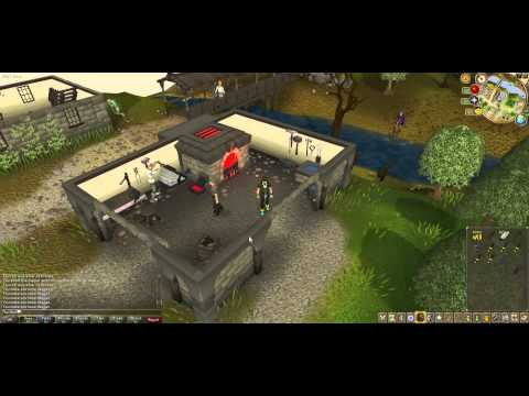 RuneScape HD Gameplay (2011)