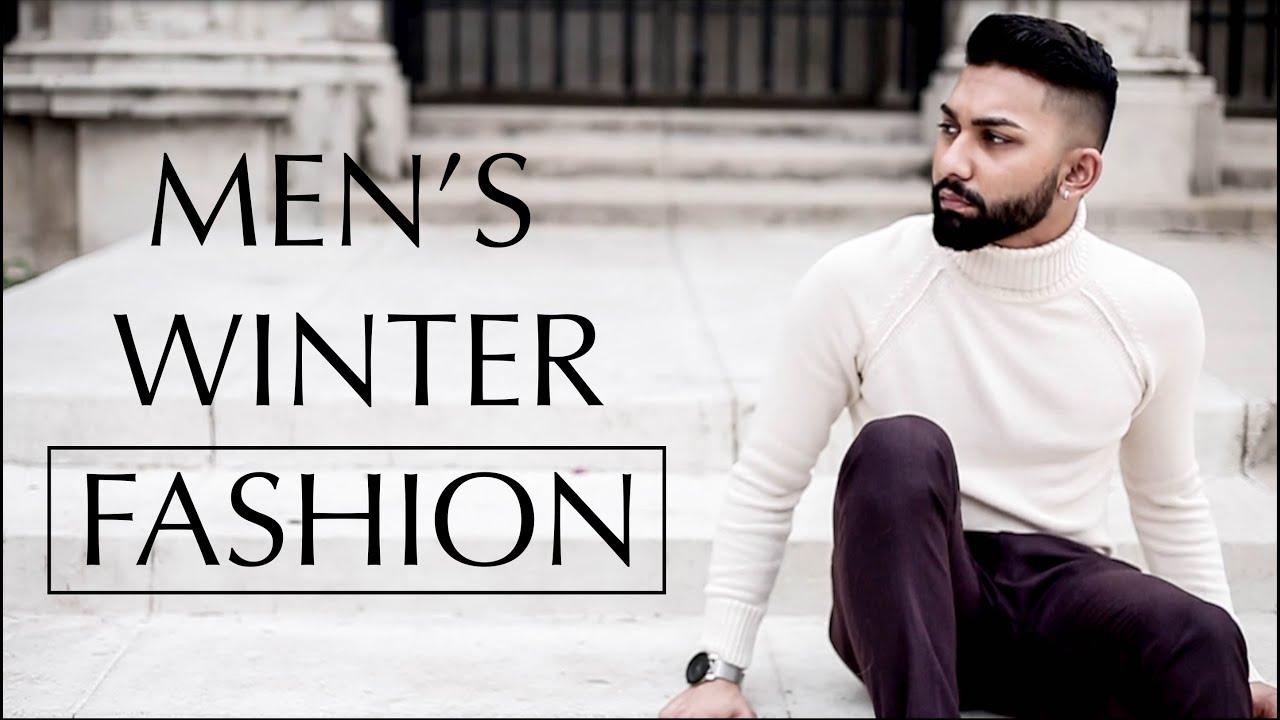 [VIDEO] - MEN'S WINTER LOOKBOOK 2019 | Easy Casual Wear | - Gerald Sardar 8
