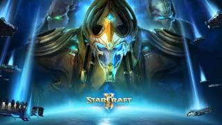 StarCraft 2 Legacy of The Void Soundtrack - 03 - Valor My Shield