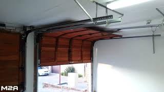 Автоматические ворота для гаража в Бресте и пригороде