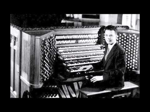 "Joseph Jongen ""Symphonie Concertante"" Virgil Fox"