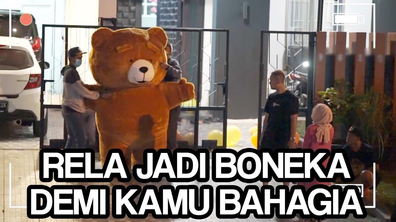 RELA JADI BONEKA SAMPE GAK BISA NAFAS DI DALAM   DEMI KAMU BAHAGIA