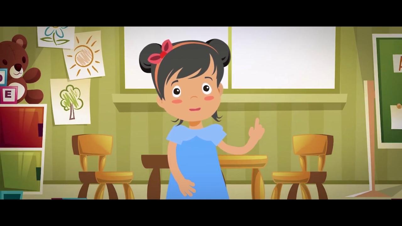 Corona-virus awareness video for children #2