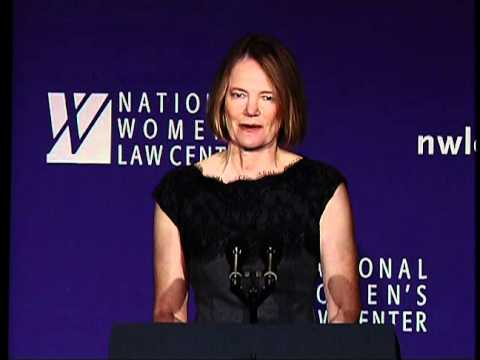 Louise Parent of American Express at the National Women's Law Center 2011 Annual Dinner