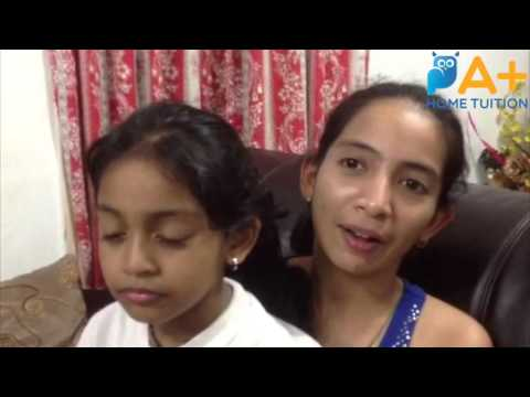 Parent Testimonial - A+ Home Tuition Malaysia