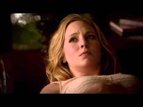 The Vampire Diaries season 4 episode 13 Klaus/Caroline, I know you love me