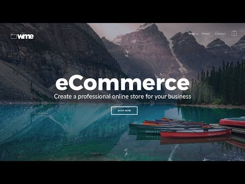 How To Create an eCommerce Website – Online Store With WordPress For Beginners