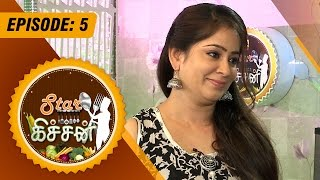 Star Kitchen | (26/06/2015) | Actress Lakshmi